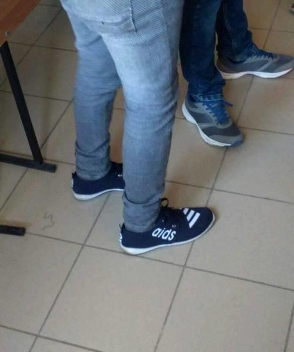 Adidas и ему подобные адидас, интересное, спортивные костюмы, спортик, фото, юмор