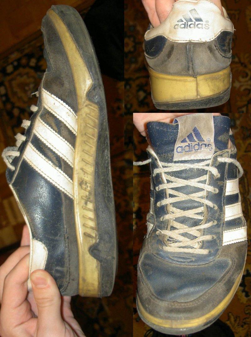 Вот они! Древнейшие кросовочки адидас, интересное, спортивные костюмы, спортик, фото, юмор