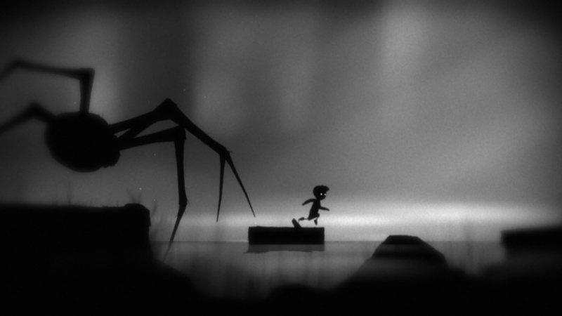 Limbo выходные, головоломки, залипалово, игры