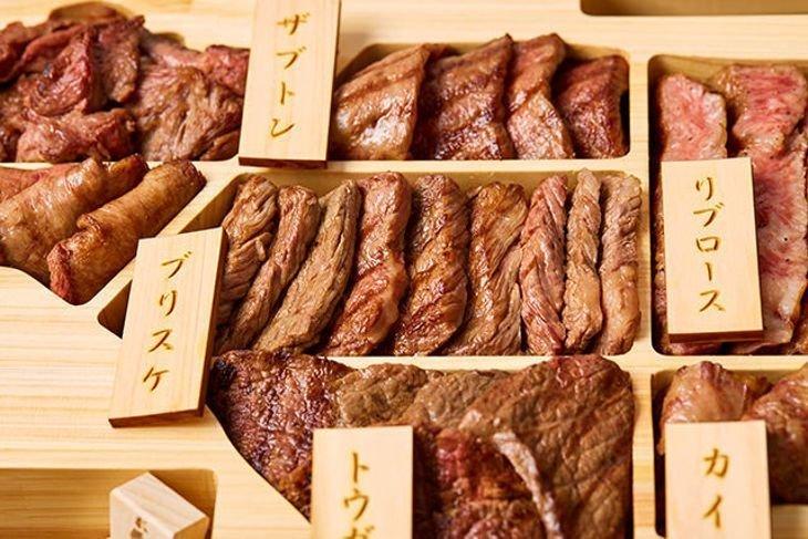 Завтрак для гурмана: 4,5 кг отборной телятины, для которой не нужно зубов Wagyu, веганам отвернуться и не дышать, вкусно, еда, еда для гурманов, пища богов, телятина вагю