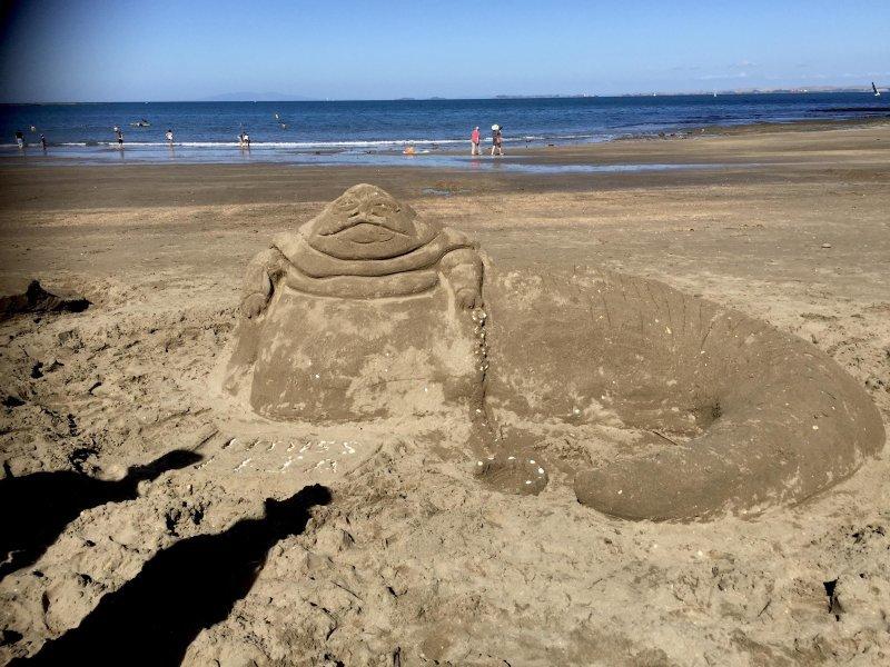 Песочный Джабба день, животные, кадр, люди, мир, снимок, фото, фотоподборка