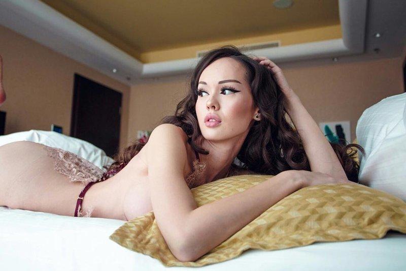 Русская порноактриса в инстаграме
