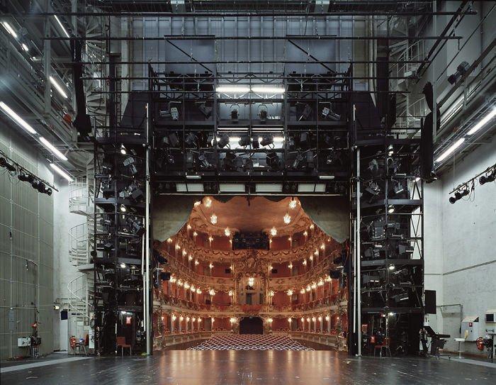 Театр по ту сторону занавеса интересное, интересные фото, неожиданно, подборка, познавательно, редкие фото, секреты, фото