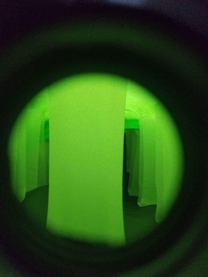 Внутри надувной матрас выглядит слегка инопланетно интересное, интересные фото, неожиданно, подборка, познавательно, редкие фото, секреты, фото