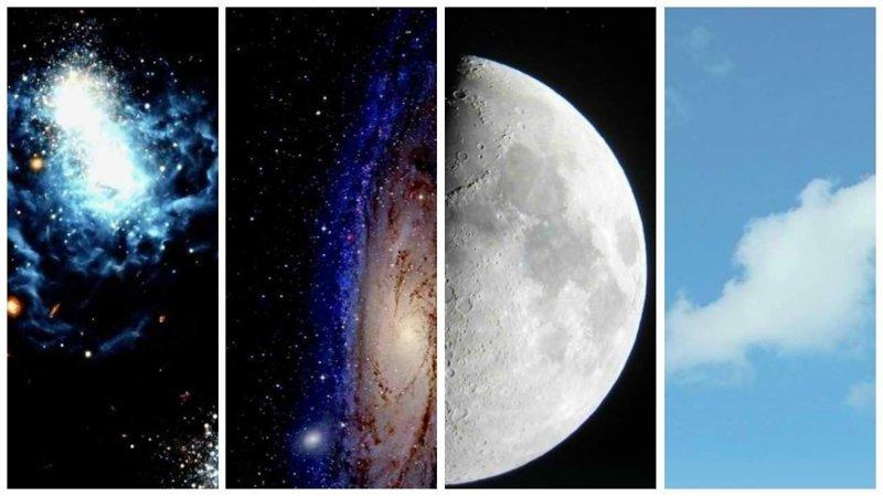 Вселенная, ты прекрасна! вселенная, жизнь прекрасна, забавно, интересная задумка, картинка ПРИКОЛ, космос, прикол