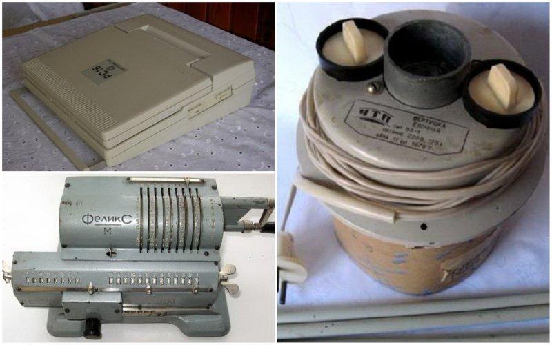 Попробуйте догадаться, как использовали эти вещи, родом из СССР СССР, антиквариат, вещи из СССР, фото