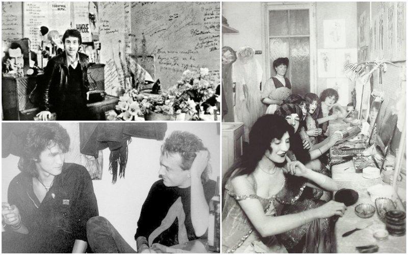 Давайте посмотрим, как выглядели гримерки известных личностей в недалеком прошлом гримерки, звезды, знаменитости, рок группы, современный шоубиз, фото