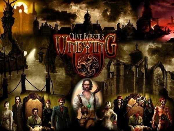 """Clive Barker's Undying (лок. """"Клайв Баркер. Проклятые"""") (2001) - PC/Mac видеоигры, игры, компьютер, компьютерные игры, консоль, крипота, ужасы, хоррор-игры"""