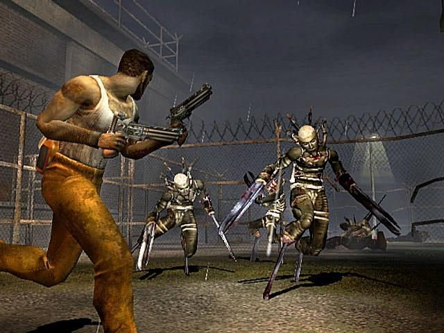 The Suffering/Страдание (2004) - PlayStation 2, Xbox, PC, Wii видеоигры, игры, компьютер, компьютерные игры, консоль, крипота, ужасы, хоррор-игры