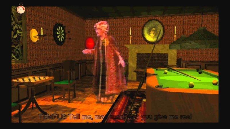 """The 7th Guest (""""Седьмой гость"""") (1993) - PC, Linux, Mac, так же выпущена для Android и iOS видеоигры, игры, компьютер, компьютерные игры, консоль, крипота, ужасы, хоррор-игры"""