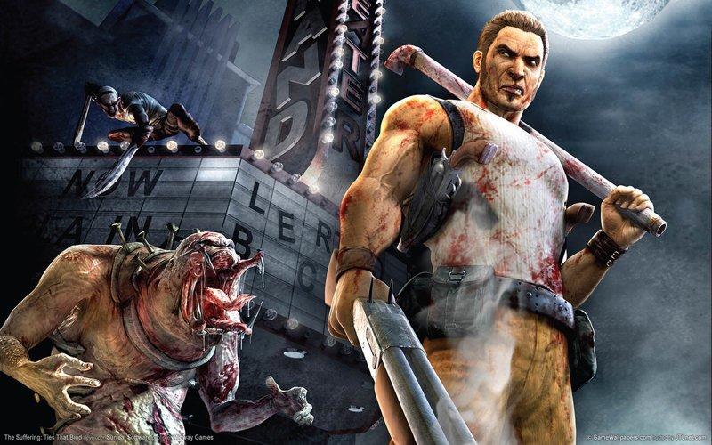 10 забытых хоррор-игр видеоигры, игры, компьютер, компьютерные игры, консоль, крипота, ужасы, хоррор-игры