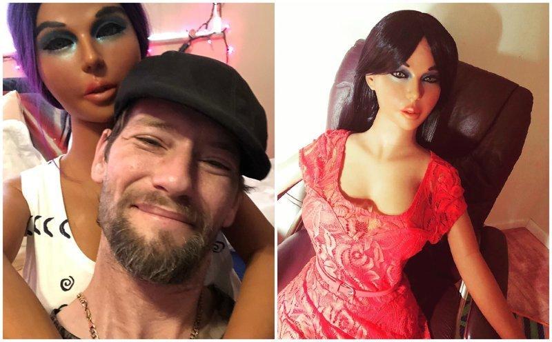 Приехали: секс-кукла Хани завела аккаунт в Instagram и набирает популярность Instagram, Секс-куклы, резиновая женщина, секс-кукла, соцсети, странные люди, фото, что творится