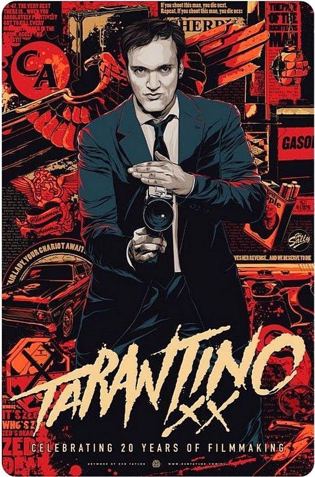 Постеры к фильмам Квентина Тарантино квентин тарантино, постеры к фильмам, фильмы