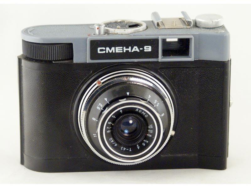 """""""Смена-9"""", 1969-1971 история, смена, фотоаппараты"""
