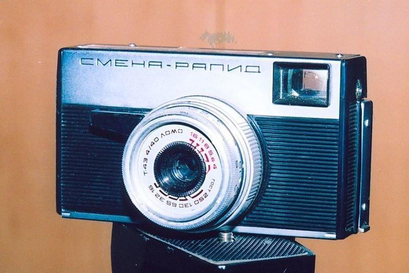 """""""Смена-рапид"""", 1968-1977  история, смена, фотоаппараты"""