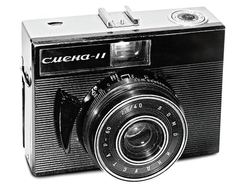 """""""Смена-11"""" 1967 история, смена, фотоаппараты"""