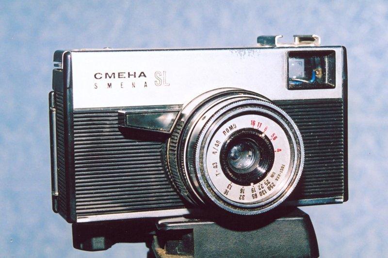 """""""Смена-SL"""", 1968-1977 история, смена, фотоаппараты"""