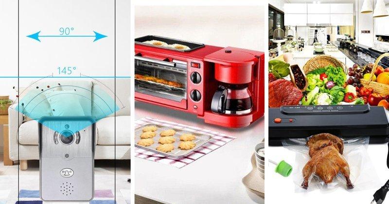 В хозяйстве пригодится: 10 незаменимых вещей для дома aliexpress, вещи, гаджет, дом, женщины, интернет-магазин, подарки