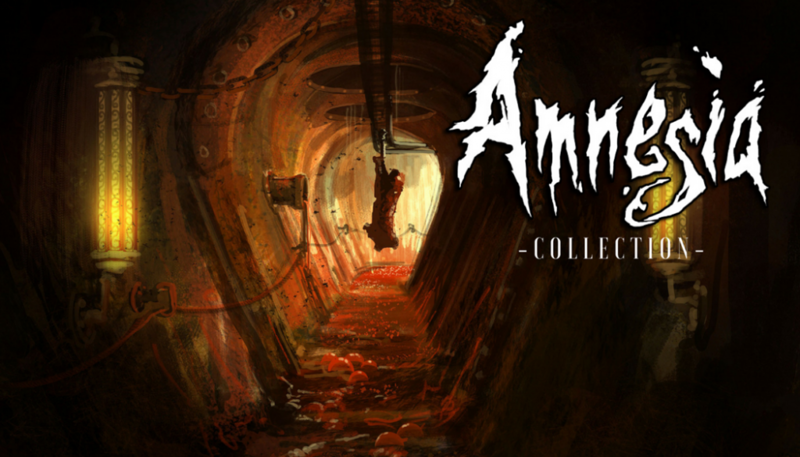 Amnesia Collection бесплатно для Steam