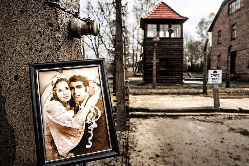 2-е поколение: дочь Мириам, мать Ноама, и день ее свадьбы выжившая, день памяти, освенцим, память жива, поколения, семья, фотопроект, холокост
