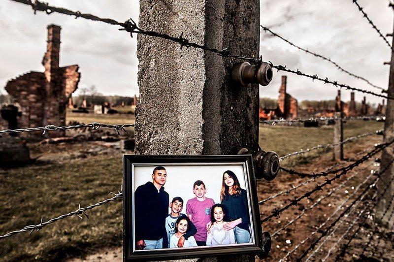 Племянники и племянницы Ноама (4-е поколение) выжившая, день памяти, освенцим, память жива, поколения, семья, фотопроект, холокост