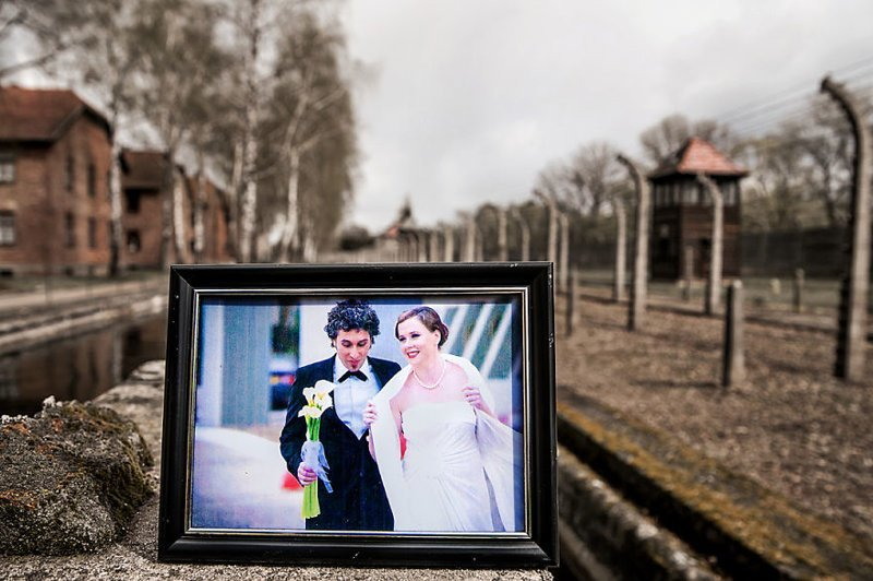 3-е поколение: двоюродная сестра Ноама в день свадьбы выжившая, день памяти, освенцим, память жива, поколения, семья, фотопроект, холокост