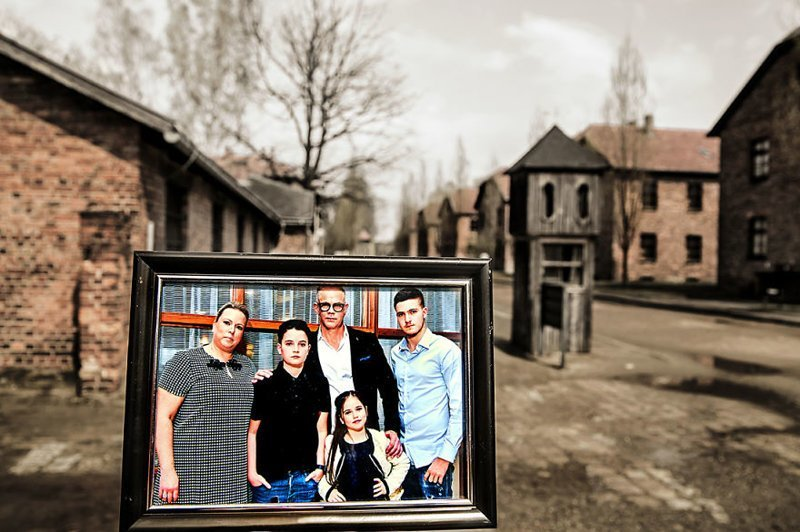 Семья двоюродной сестры Ноама (3-е и 4-е поколения) выжившая, день памяти, освенцим, память жива, поколения, семья, фотопроект, холокост