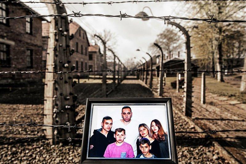 Семья брата Ноама (3-е и 4-е поколения) выжившая, день памяти, освенцим, память жива, поколения, семья, фотопроект, холокост