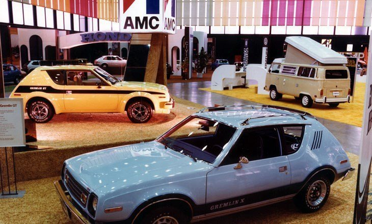 Chicago Autoshow 1978