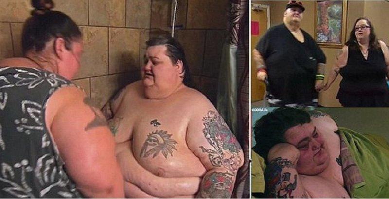 Толстяки секс