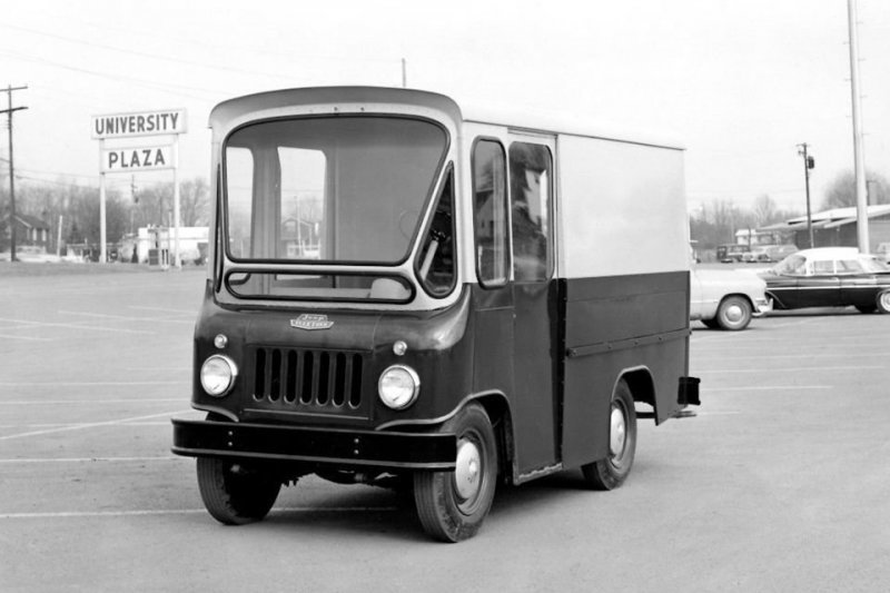 Jeep FJ Fleetvan jeep, авто, автомобили