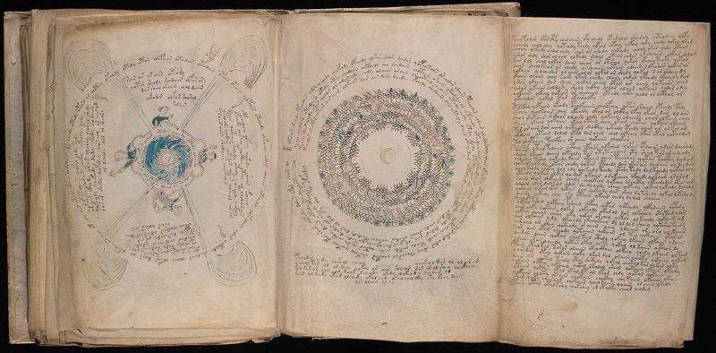 Канадским учёным удалось расшифровать мистический средневековый код Войнича