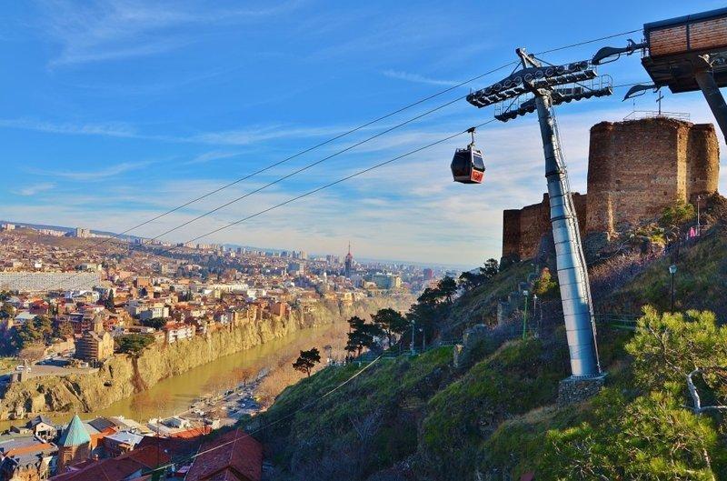 Экскурсия по удивительному Тбилиси