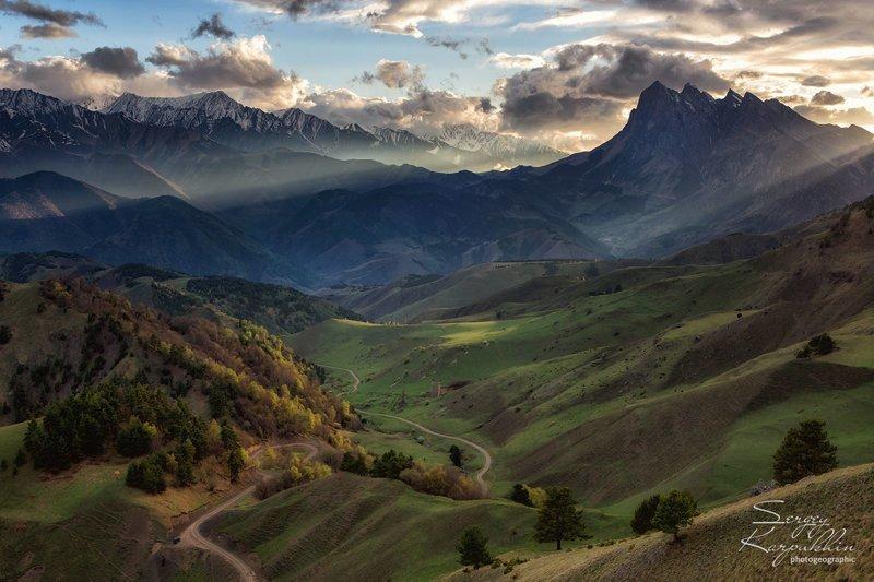 На хребте Кавказа: путешествие по удивительной Ингушетии