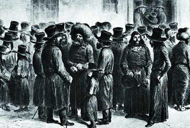 Предшествующая политика Царь, евреи, история