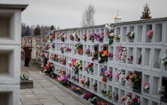 Колумбарий в Минском крематории крематории, кремация, сжигание, смерть