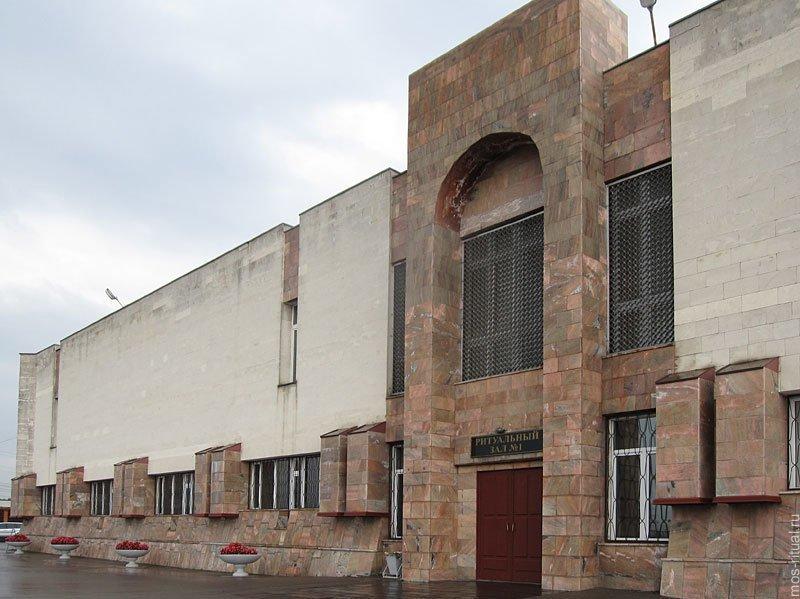 Хованский крематорий - крупнейший крематорий в Европе крематории, кремация, сжигание, смерть