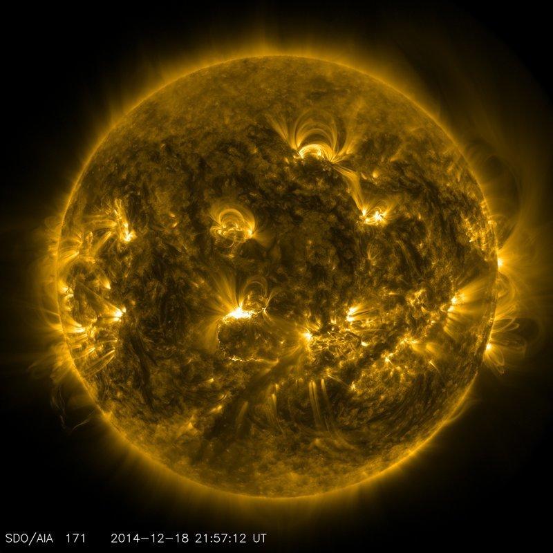 Невероятные космические фото для хорошего понедельничного настроения интересное, космос, красота, наука, фото
