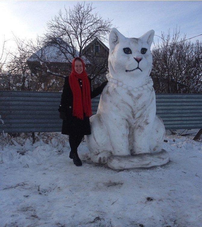 Снежный апокалипсис в России: юмор из соцсетей зима, казань, москва, погода, прикол, санкт- петербург, снег, юмор
