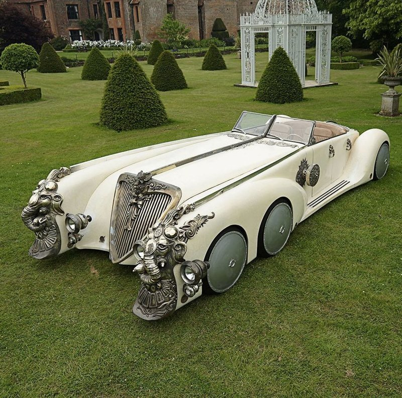 1. Nautilus Car, 2003