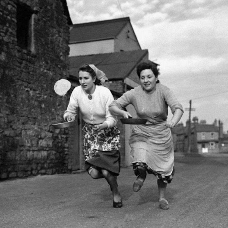 фотографии с необычной историей этих женщин собственном