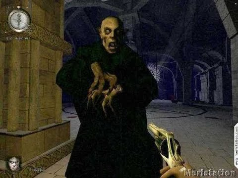Графика на 2003  год. Nosferatu, The Wrath of Malachi, games, игры, хоррор-игры