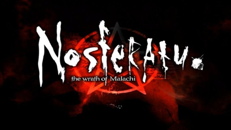 Nosferatu: The Wrath of Malachi Nosferatu, The Wrath of Malachi, games, игры, хоррор-игры