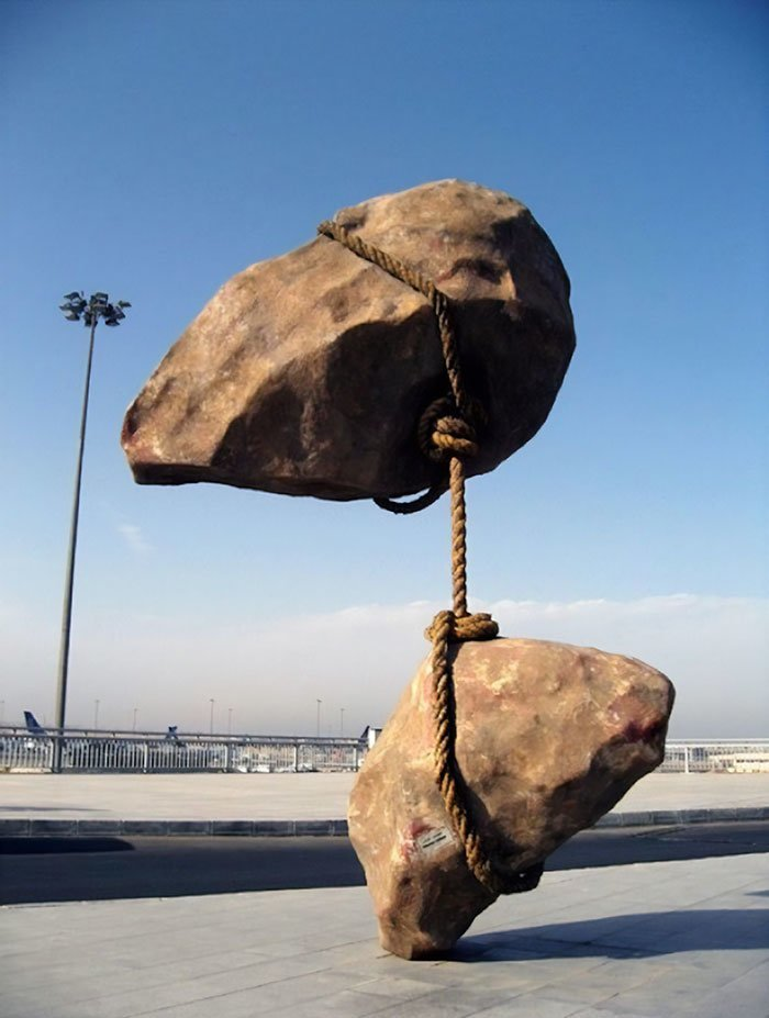 Flying Stone, Smaban Abbas