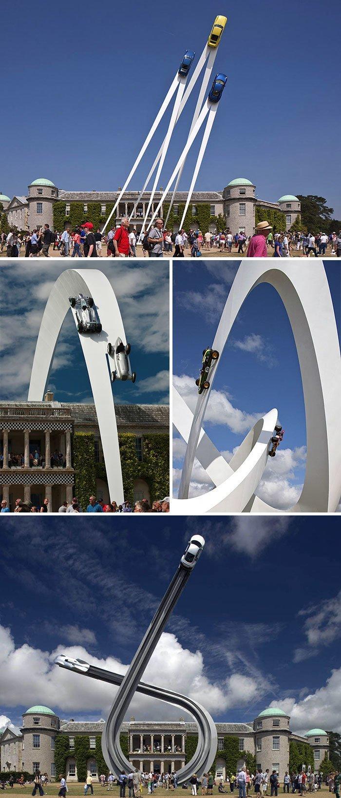 Sculptures by Jerry Judah