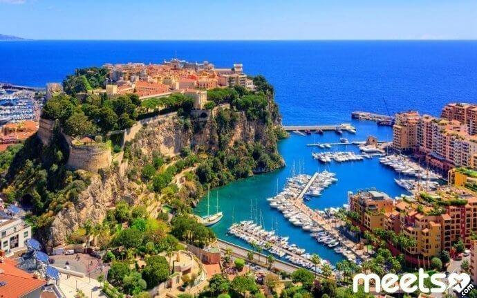 Монако Поездки, маленькие страны, путешествие, страны мира