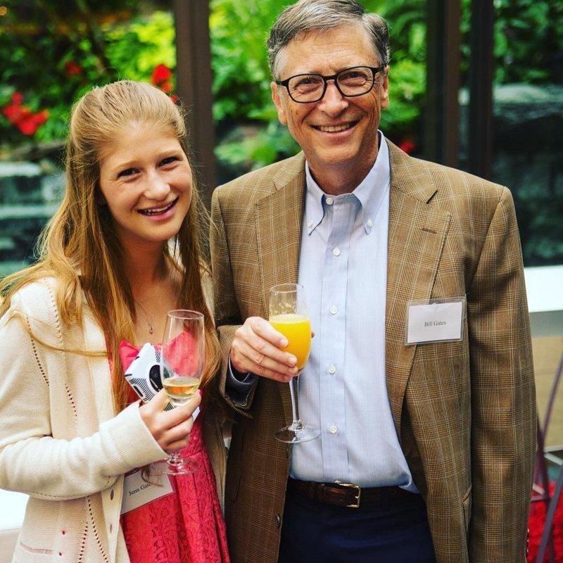 Как живет дочь самого богатого человека в мире. Дженифер Гейтс рассказала о своей жизни Золотая молодёжь, дети знаменитостей, дженифер гейтс, истории