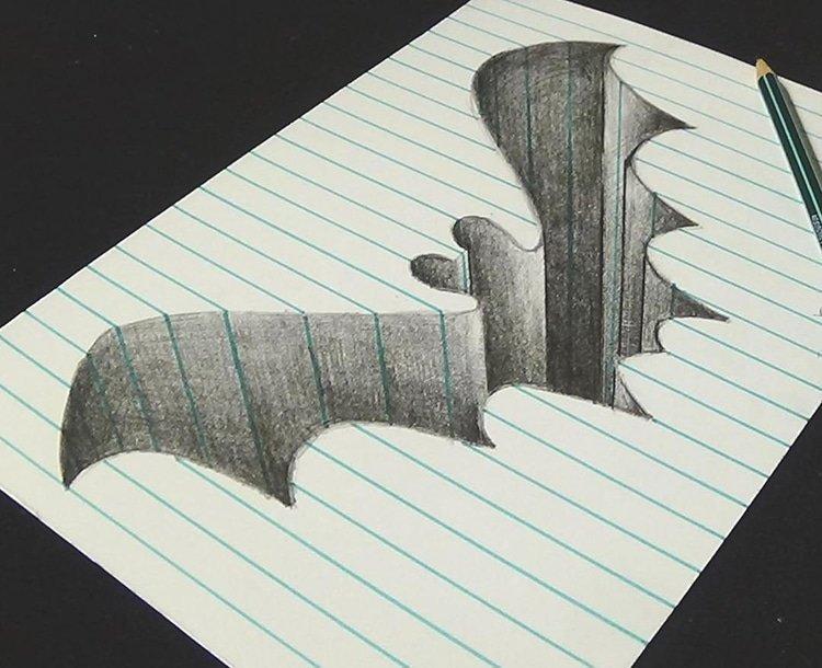 Анаморфные иллюзии от Сандора Вамоса Анаморфные рисунки, анаморфные, анаморфный арт, иллюзии, искусство, объемные рисунки, оптическая иллюзия, оптические иллюзии