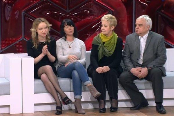 Русское эротические интеллектуальные телешоу