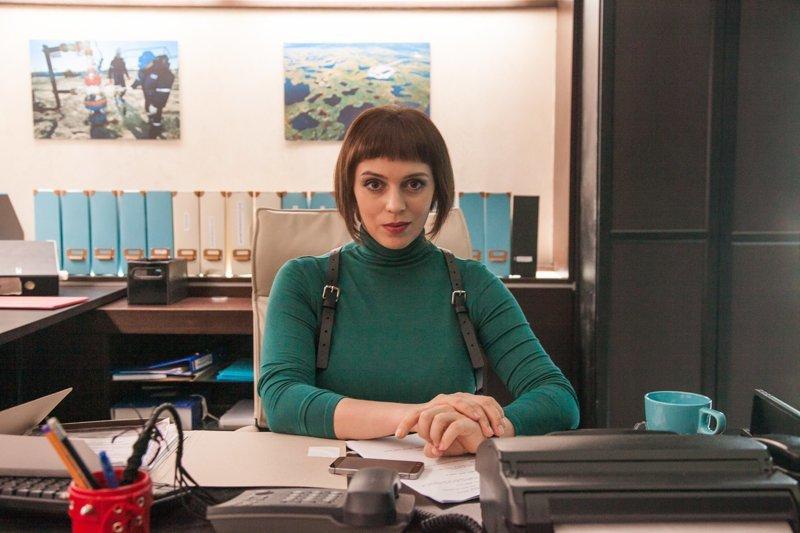 """Последняя роль в сериале """"Адаптация"""", где Нелли уже снималась беременной знаменитости, истории, кино, пресса, российские сериалы, сериалы, фото"""